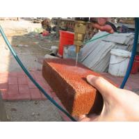 Quality other material concrete water permeable paver brick for sale
