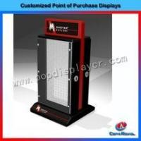 China 2015 Modern design flooring knife display cases on sale
