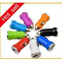 Quality PA010 Hot selling car charger for mobile phone mini usb car charger 5v 1A for sale