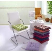 Quality 2014 suede memory foam cotton seat cushion for sale