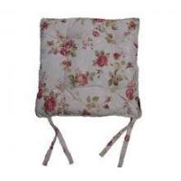 Quality rose printed memory foam seat cushion for sale
