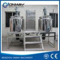 Quality KQG Tilting Electric-Heating Jacketed Mixing Kettle for sale