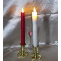 Best Swing Flame LED Taper Candles/LED Flameless dinner table candle with swing flame wholesale