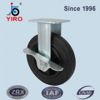 Quality durable plastic wheels 8 inch for sale