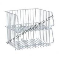 Buy cheap Two Stacking Baskets (E010) from wholesalers