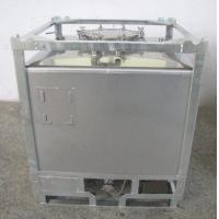 Best 1000L Stainless Steel Container wholesale