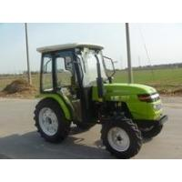 Quality DW Model Tractor (18hp-40hp) kubota garden 4wd tractors with plower in china prices for sale