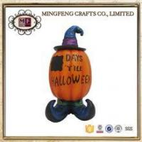 Holiday Products Vintage Halloween Resin Decoration Spooky Pumpkin