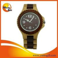 Quality Men wooden watch for sale