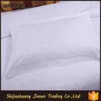 China modern hotelbed sheet new bed sheet design pillow cover on sale