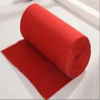 Buy cheap COMMERCIAL CARPET EXHIBITION CARPET NONWOVEN FABRIC LOW PRICE from wholesalers