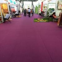 Buy cheap 450g fireproof exhibition carpet uesd for canton fair wedding from wholesalers