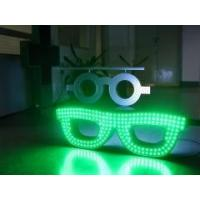 China LED Glasses Sign waterproof LED glass sign high bright neon led optical glasses sign on sale