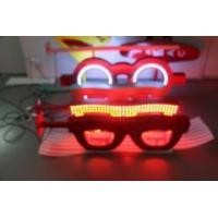 China LED Glasses Sign outdoor LED glass sign waterproof Steel / Aluminium and two sides / single side on sale