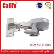 Buy CH8509 35mm cup 105 degree Iron hinge with led light/ cabinet hinge at wholesale prices