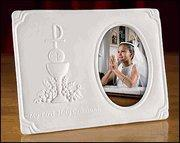 Quality First Communion Chalice Photo Frame for sale