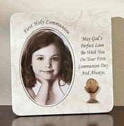 Quality First Communion Frame 3.5 x 5 for sale