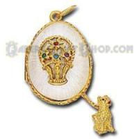 Quality Faberge Egg Pendants for sale