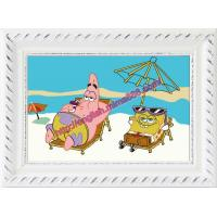 Quality MT23013W Spongebob and Patrick star for sale