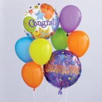 Quality Congratulations Balloon Bouquet for sale