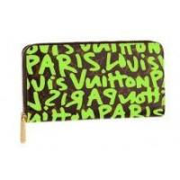 Buy cheap Louis Vuitton Stephen Sprouse Zippy Wallet Green from wholesalers