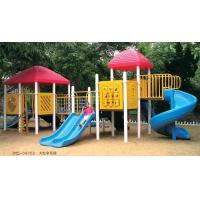Quality Outdoor Playground JMQ-04702 for sale