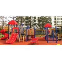 Quality Outdoor Playground JMQ-04402 for sale