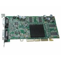China ATI Radeon 9600 Pro AGP video card with DVI & ADC outputsRecycled on sale