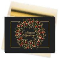 China Personal Christmas Cards on sale