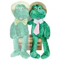 Quality Louie Frog - LONG NECK TIE for sale