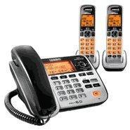Best Uniden D16882 DECT 6.0 Corded / Cordless Phone with Digital Answering System and 2 Handsets wholesale