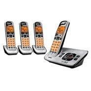 Best Uniden D16804 DECT 6.0 Cordless Phone with Digital Answering System and 3 Extra Handsets wholesale