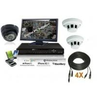 Buy cheap 3 Channel Outdoor/Spy Security System Kit from wholesalers