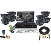 Buy cheap 8 Channel Indoor Security System Kit from wholesalers