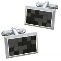 Buy cheap Black Leandro Cufflinks from wholesalers