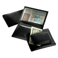 China Personalized Magnetic Money Clip w Window in BlackItem #: 280930 on sale