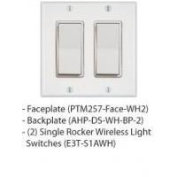 China 2-gang Wireless Light Switches on sale