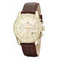Quality Stainless Steel Case Chronograph Quartz Watch for sale