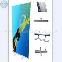 China Roll Up outdoor standard feather flag banner stand on sale