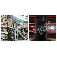 Steel Three Tier Racks
