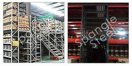 Cheap Steel Three Tier Racks for sale
