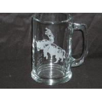 Rodeo Cowboys Rodeo Cowboy mug with Bull Rider