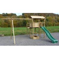Buy cheap Climbing Frames Barbican Tree House Wooden Climbing Frame from wholesalers