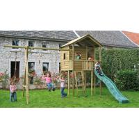 Buy cheap Climbing Frames Gate Lodge Wooden Climbing Frame without Lower Den from wholesalers