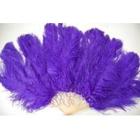 China Feather fans on sale