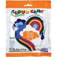 Quality Arts & Crafts Cloud Clay, 4 oz. for sale