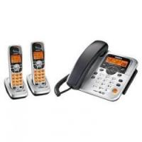 Best Uniden DECT1588-2 Corded Phone with DECT 6.0 Cordless Handsets and Digital Answering System wholesale