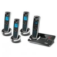 Best Uniden DECT3080-4 DECT 6.0 Cordless Digital Answering System with 3 Extra Handsets wholesale