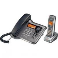 Best Uniden DECT2088 DECT 6.0 Corded/Cordless Phone with Answering System with Caller ID wholesale