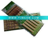 Quality Bamboo Crafts(285) Bamboo chopsticks sets for sale